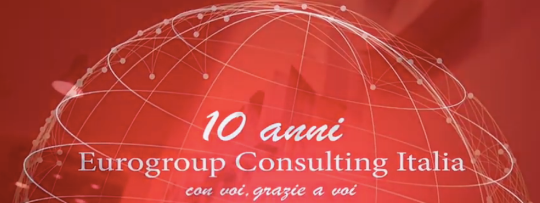 EUROGROUP CONSULTING 10 ANNI